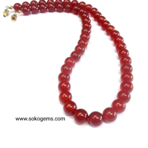 Red Agate 8mm