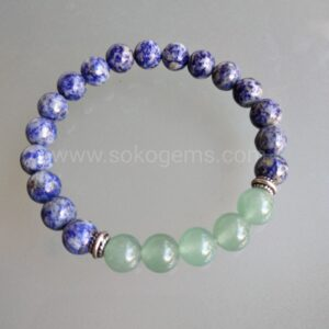 Aventurine & Lapiz Lazuli